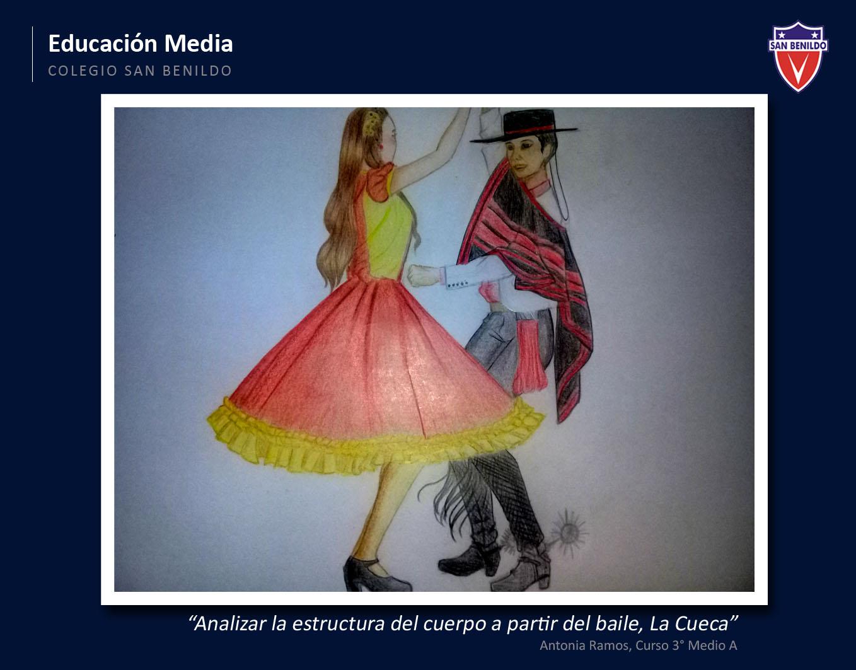 Antonia Ramo 3°medio A Baile La Cueca.