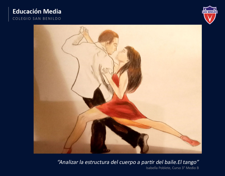 Isabella Poblete 3°medio B Tango