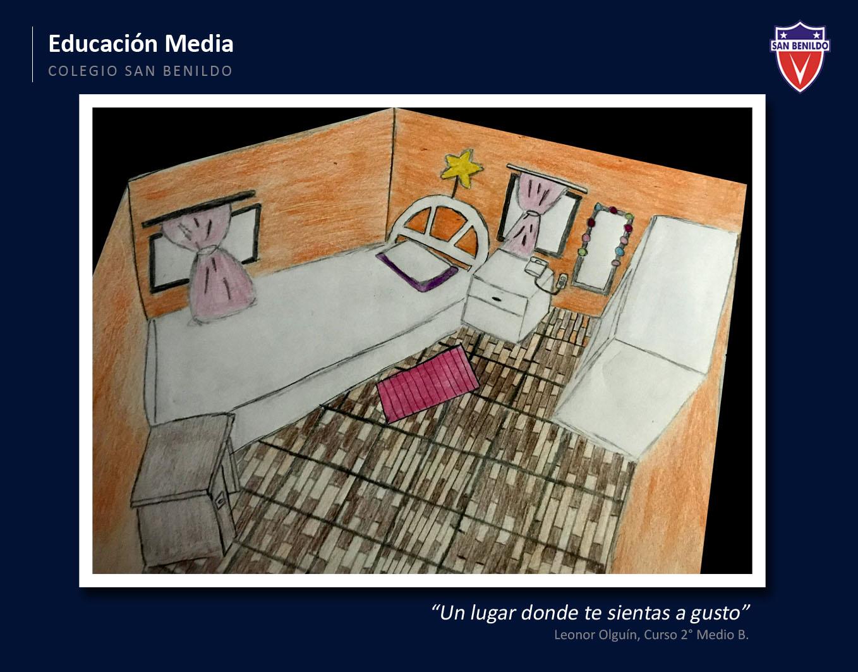 Leonor Olguin 2°medio B
